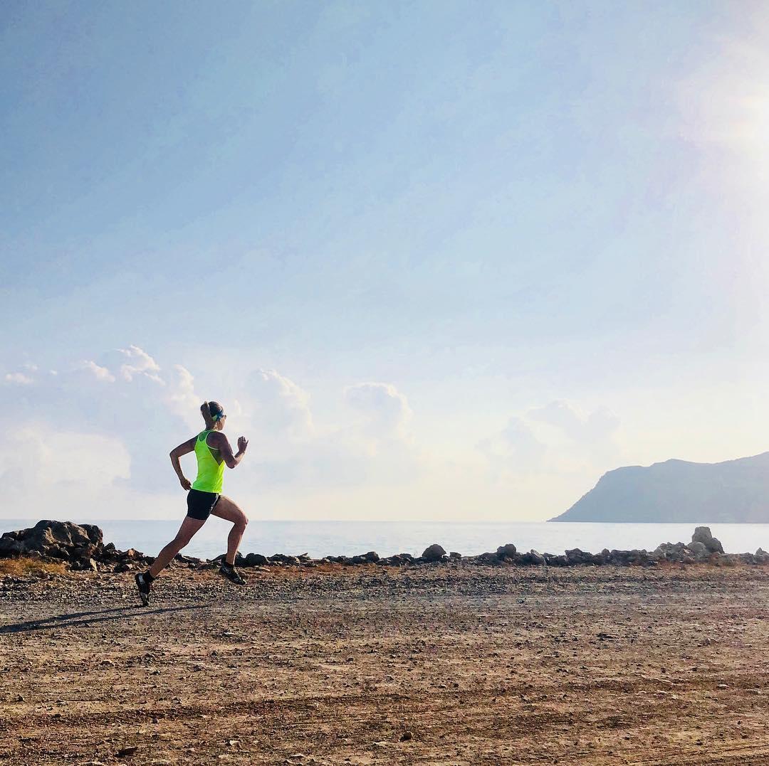 Kreta – bieganizm wpodroży