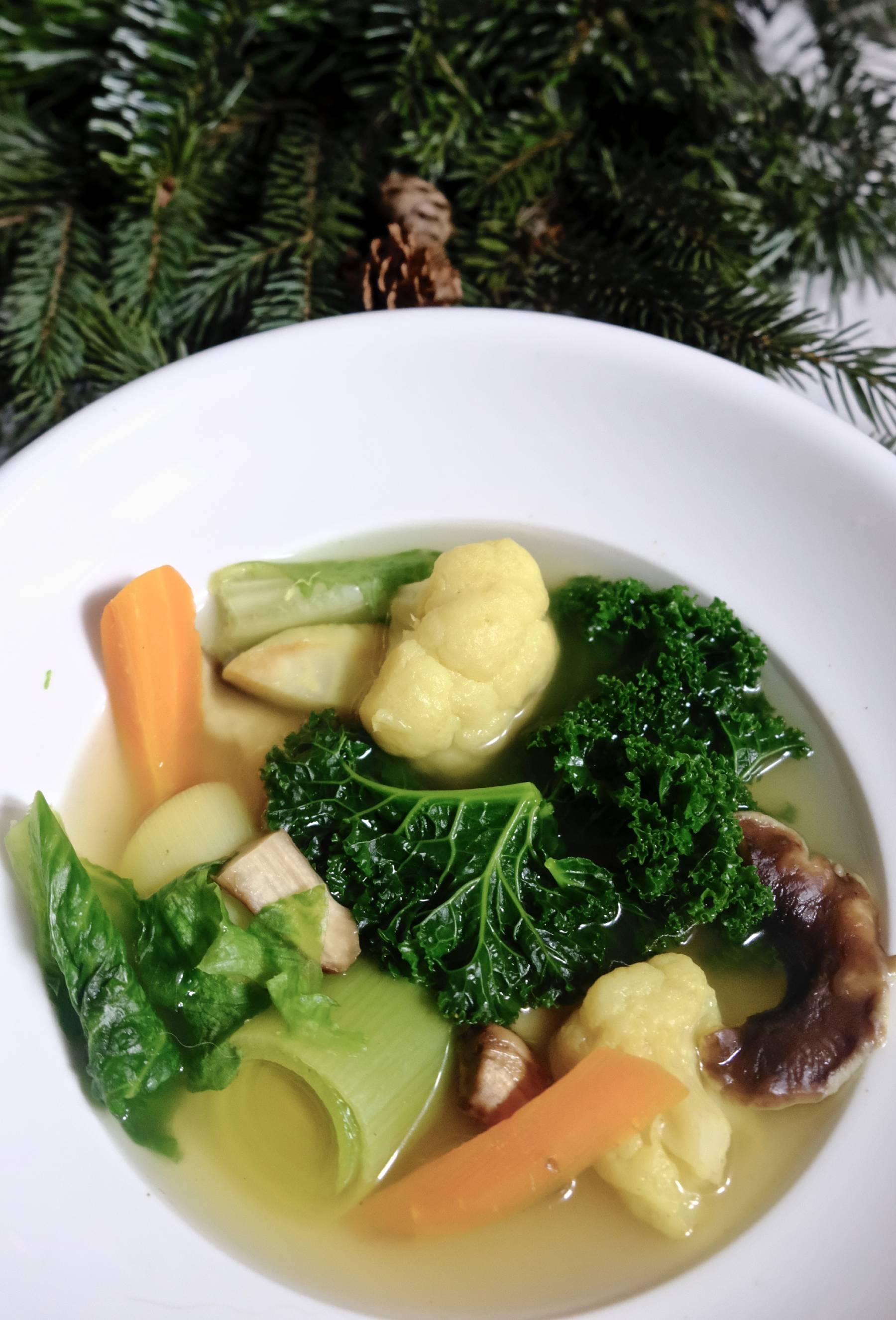 Rozgrzewająca zupa nazimowe dni