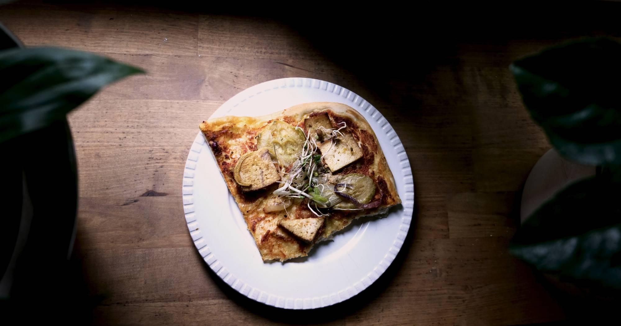 Poprostu przepyszna pizza