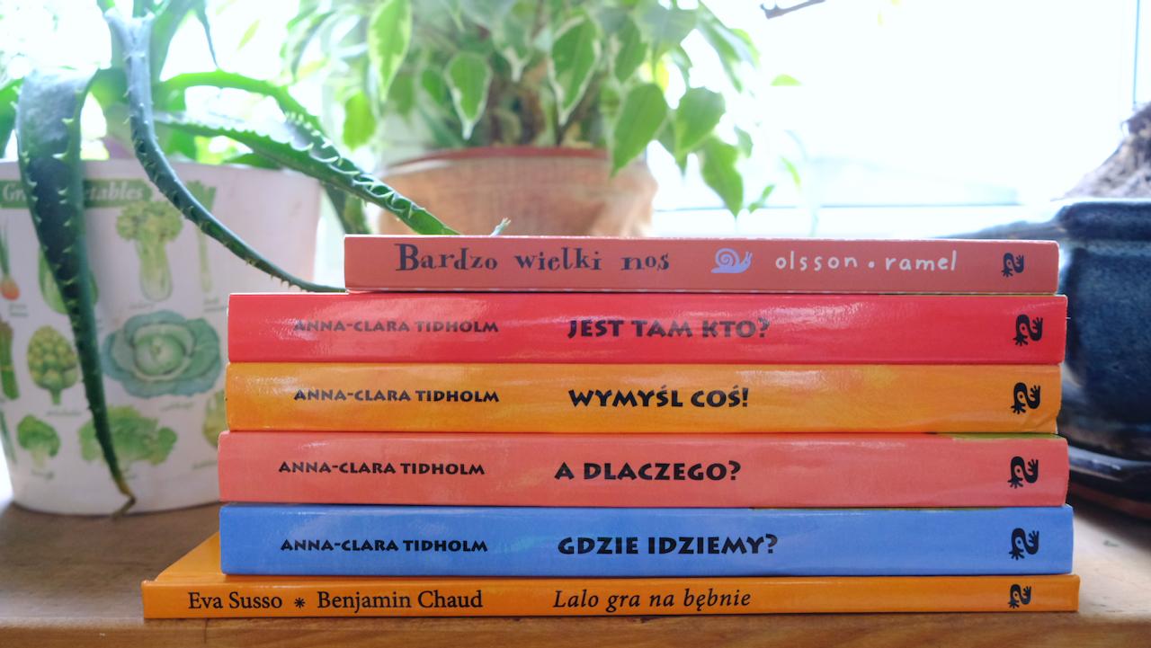 Niezwykły świat książek dla najmłodszych